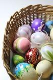 Miscela delle uova vive multicolori di Easer Immagine Stock Libera da Diritti