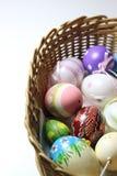 Miscela delle uova vive multicolori di Easer Fotografia Stock