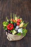 Miscela delle verdure sane Immagini Stock