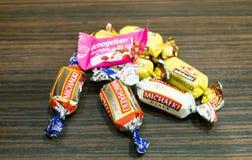 Miscela di Candy Fotografia Stock