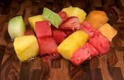 Miscela di Healty di frutta immagini stock libere da diritti
