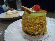 Miscela Sugar Fruits Fotografia Stock Libera da Diritti