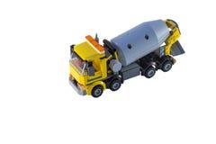 Miscelatore dell'automobile del giocattolo Immagini Stock Libere da Diritti