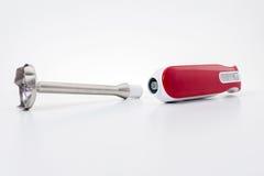Miscelatore elettrico della mano Immagini Stock