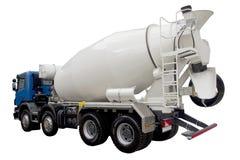 Miscelatore moderno del camion Fotografia Stock