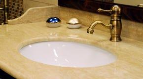 Miscelatore per un washstand Immagini Stock