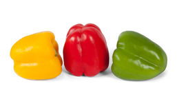 Miscellaneous colored peppers Royalty Free Stock Image