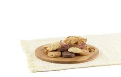 Miscellaneous Cookies Royalty Free Stock Photos