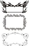 Miscellaneous Frame Decorations Royalty Free Stock Photos