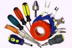 Miscellaneous Tools Royalty Free Stock Photos