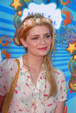 Mischa Barton,Kevin James Royalty Free Stock Image