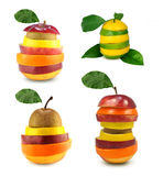 Mischen Sie Frucht Stockfotos