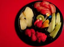 Mischfrucht-Behälter Lizenzfreies Stockfoto