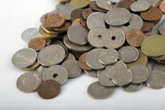 Mischgeld-Recht Lizenzfreie Stockfotografie