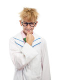 Mischievous teenager Stock Photo