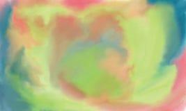 Mischung der abstrakten Hippie bewölkt sich, Hintergrund sich unterscheiden herein Lizenzfreies Stockfoto