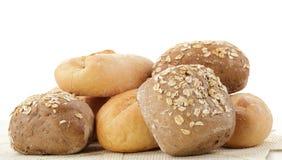 Mischung des Brotes Stockfotografie