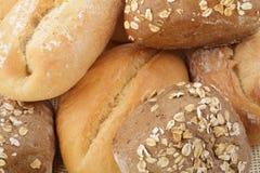 Mischung des Brotes Stockfotos