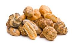 Mischung von Broten stockfotografie