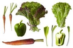 Mischungsgemüse Lizenzfreies Stockfoto