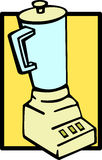 Mischvorrichtungnahrungsmittelprozessor Stockbild