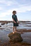 Mise en commun de roche Photos libres de droits