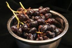 misek winogron czerwonych Obrazy Royalty Free