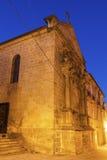 Misericordia Church in Braga at dawn Stock Image