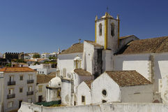 Misericordia church in Tavira Royalty Free Stock Image