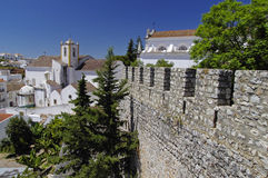 Misericordia church in Tavira Stock Photo