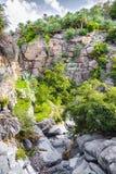 Βράχοι Misfah Abreyeen Στοκ φωτογραφίες με δικαίωμα ελεύθερης χρήσης
