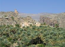 Misfat, sultanat Oman photographie stock libre de droits
