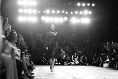 MISHA Collection Fashion Week Stock Images