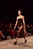 MISHA collection fashion week Royalty Free Stock Photography