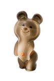 Misha, la mascota de los Juegos Olímpicos de Moscú Imagen de archivo libre de regalías