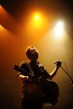 Mishima band performs at Teatre Lliure Stock Photos