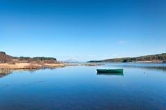 Mishnish Lochs, Isle of Mull Stock Images