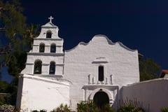 Misión Alcala de San Diego Imágenes de archivo libres de regalías