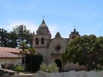 Misión de Carmel Foto de archivo