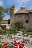 Misión de Carmel Imagenes de archivo