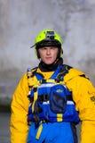 Misión de rescate Fotografía de archivo