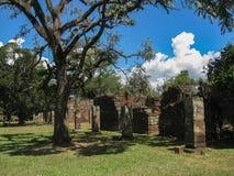 Misión de San Ignacio Fotos de archivo libres de regalías