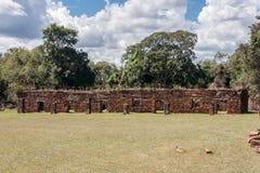 Misión de San Ignacio Imagen de archivo libre de regalías