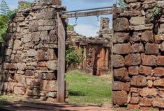 Misión de San Ignacio Fotos de archivo