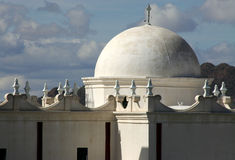 Misión de San Javier Fotos de archivo