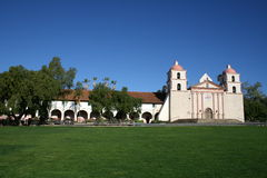 Misión de Santa Barbara Foto de archivo