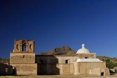 Misión de Tumacacori Imagen de archivo