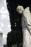 Misión Dolores, San Francisco (los E.E.U.U.) del cementerio Foto de archivo