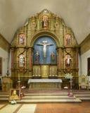 Misión San Carlos Borroméo del río Carmelo foto de archivo libre de regalías