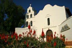 Misión San Diego Foto de archivo libre de regalías